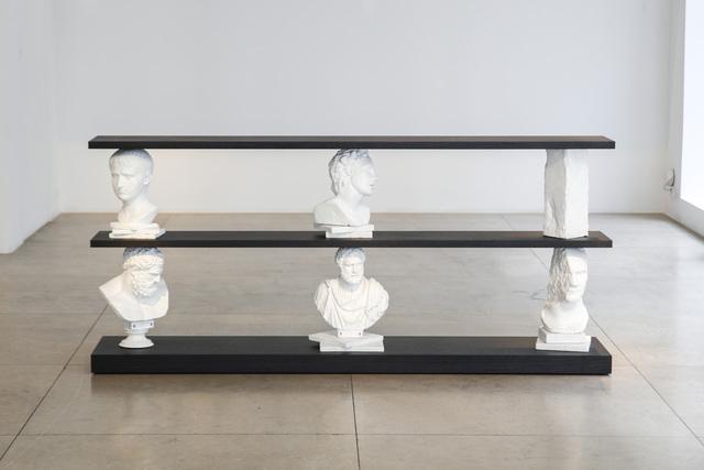 , 'Shelves 'Bust' ,' 2018, David Gill Gallery