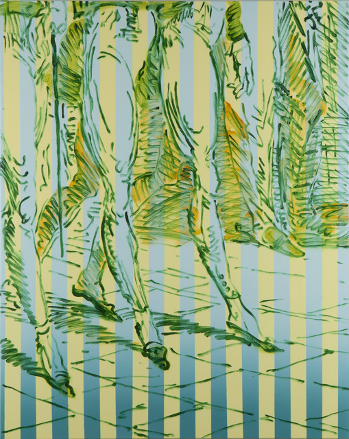 Charlie Billingham, 'Promenade 4,' 2013, KINMAN