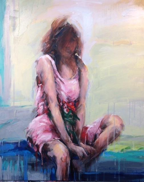 , 'The Pink Slip,' 2018, Gildea Gallery
