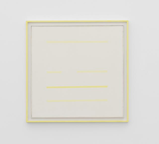 , 'Spazio Luce No. 31,' 1974, von Bartha