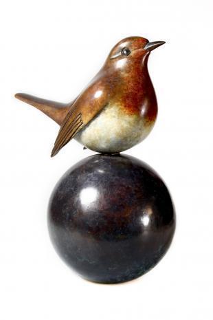 , 'Robin ,' , Urbane Art Gallery