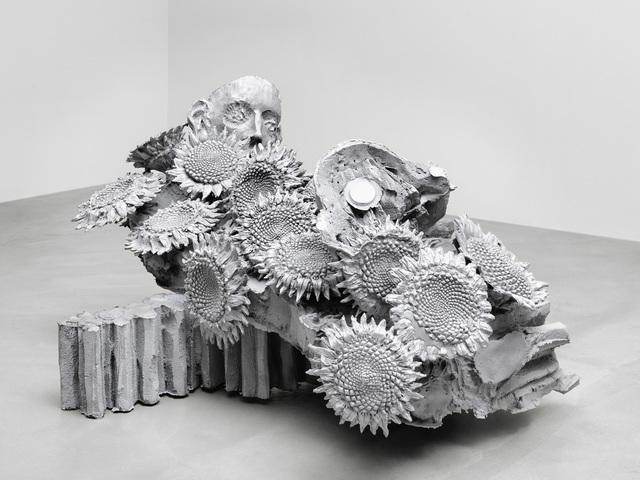 Jean-Marie Appriou, 'The gear of the suns', 2018, Galerie Eva Presenhuber