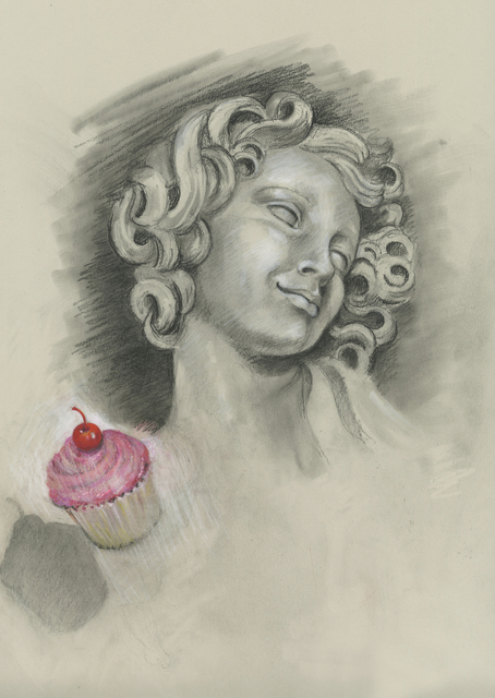 , 'Cupcake Angel,' 2011, Hollis Taggart Galleries