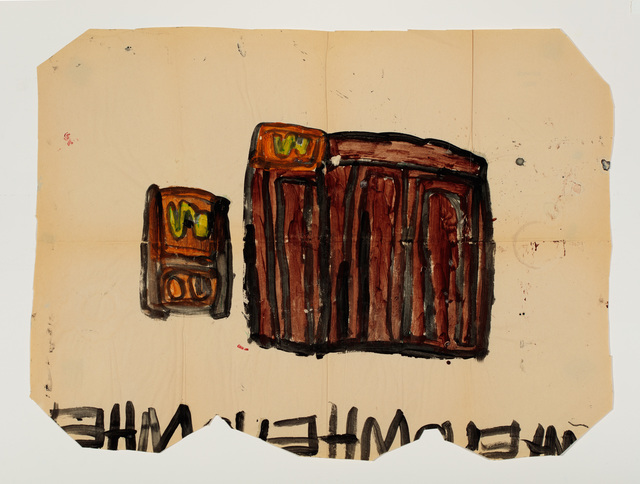 , 'Untitled (No. 20),' 1972-1980, Ricco/Maresca Gallery