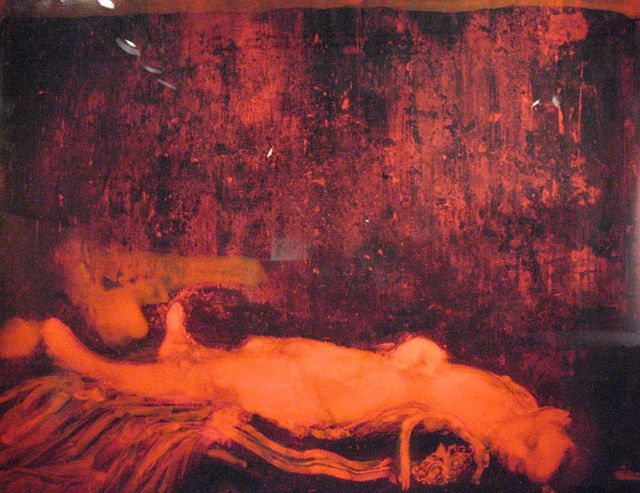 , 'Red Louis Dreaming,' 2006, Bill Lowe Gallery