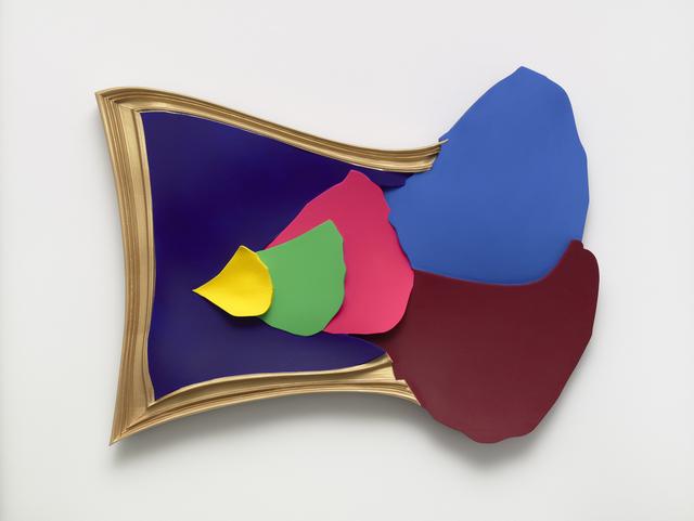 , 'Expanded Palette,' 2016, Sandra Gering Inc