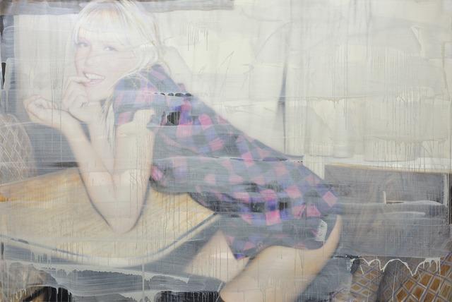 , 'Silver girl,' 2010, Almine Rech