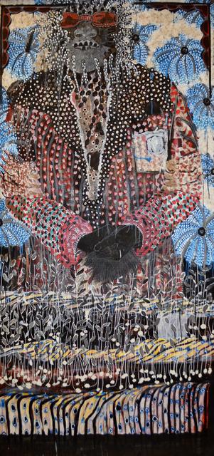 , 'Promesse 3,' 2014, Hales Gallery