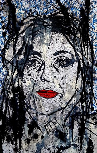 , 'Lady Gaga ,' 2014, The Directed Art Modern