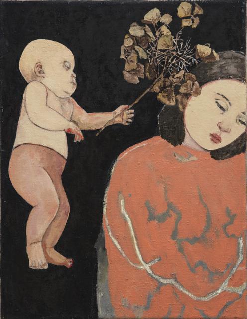 Maya Hewitt, 'Autumn', 2020, Painting, Oil on linen, Galería Marta Cervera