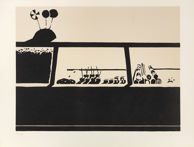 , 'Candy Counter,' 1970, Lyndsey Ingram