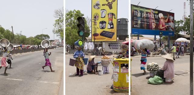 , 'Barnes Road, Accra, Ghana,' 2017, Kuckei + Kuckei
