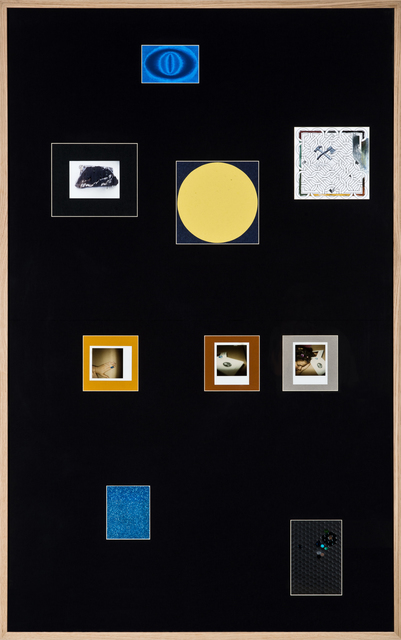, 'Untitled (Le Mot Bleu),' 2015, Galerist