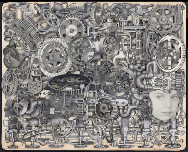 , 'The Mind of a Child,' 2017, Spoke Art