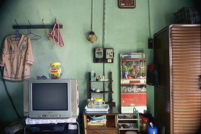 , '29_Still life with tiny shrine  in mirror and pink tunic,' 2011, Art Vietnam Gallery