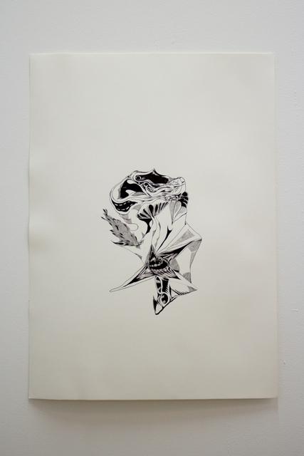 José Miguel del Pozo, 'Acoplamientos monstruosos', 2015, ABRA