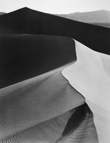 , 'Sand Dunes, Sunrise, Death Valley National Monument,' 1948, Scott Nichols Gallery