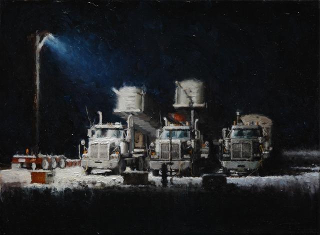 , 'Night Travelers,' 2015, Abend Gallery