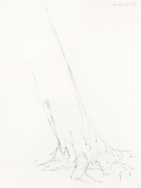 , 'Tree,' 1991, Galerie Bei Der Albertina Zetter