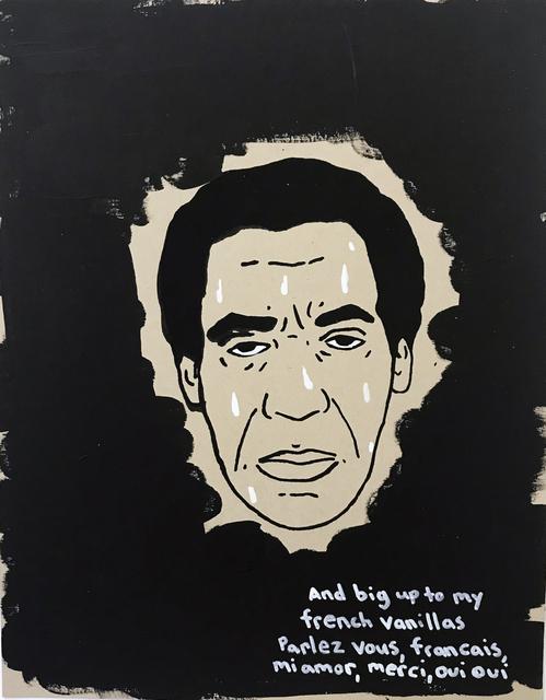 David Leggett, ' And all that good stuff', 2017, HATHAWAY | Contemporary Gallery