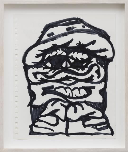 , 'Untitled,' 2016, Studio Voltaire