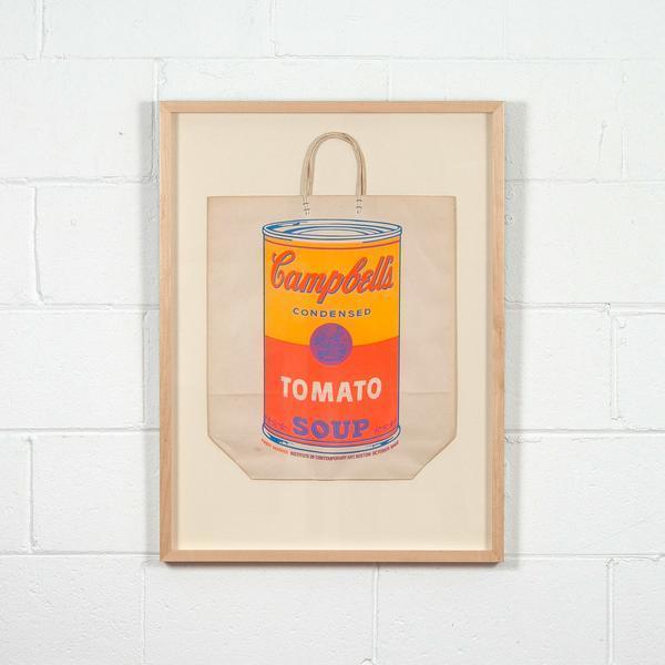 Andy Warhol, 'Soup Can Bag', 1966, Caviar20