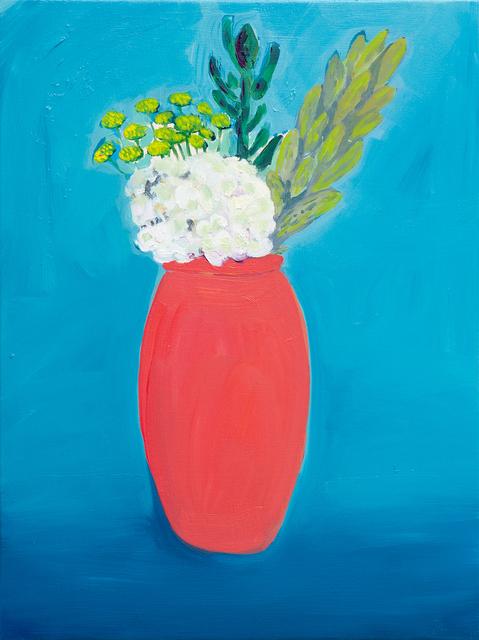 , 'Fleur Bleue,' 2016, Projet Pangée