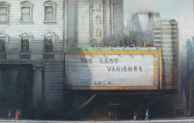 , 'The Lady Vanishes,' , J. Cacciola Gallery