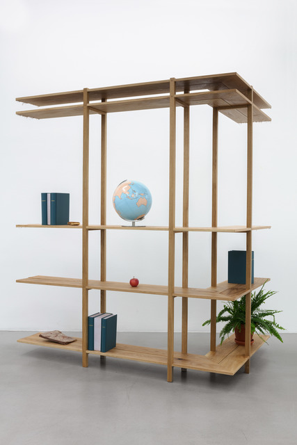 , 'North America,' 2017, Galerie Nordenhake