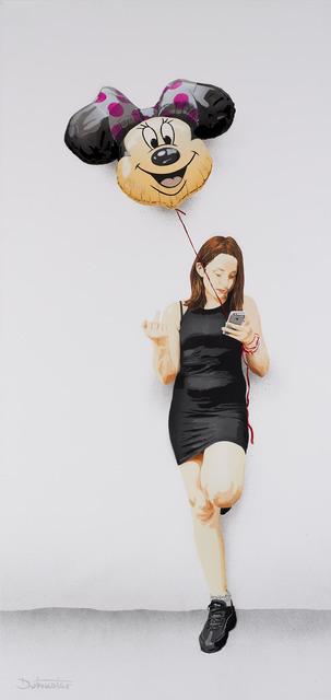 , 'Girl with Balloon,' 2019, GCA Gallery