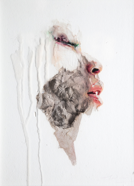 , 'Wounds XXXI,' 2017, Lazinc