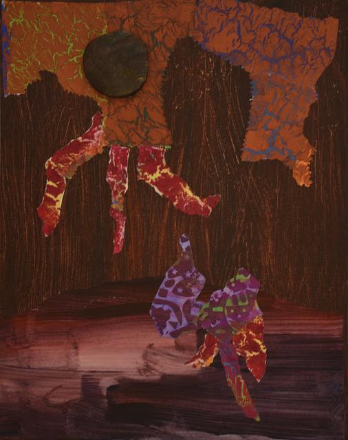 Ann Kronenberg, 'Collage #80', 2018, Carter Burden Gallery