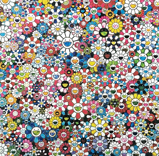 Takashi Murakami, 'THE FUTURE WILL BE FULL OF SMILE! FOR SURE!', 2013, Gallery Art