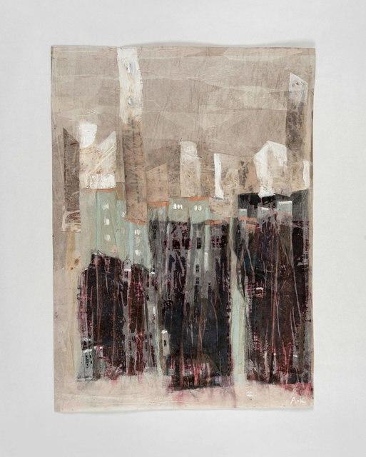 , 'Viertel 9,' 2012, Zilberman Gallery