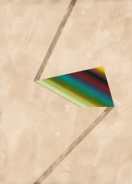 , 'Tension,' 2013, Muriel Guépin Gallery
