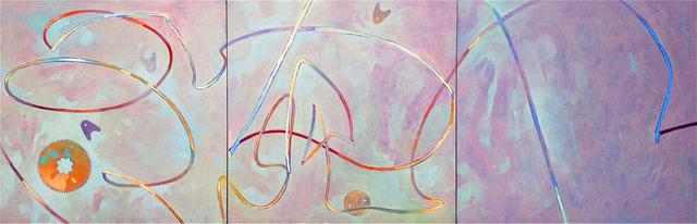 , 'Lebo (Triptych),' 2017, Brian Gross Fine Art