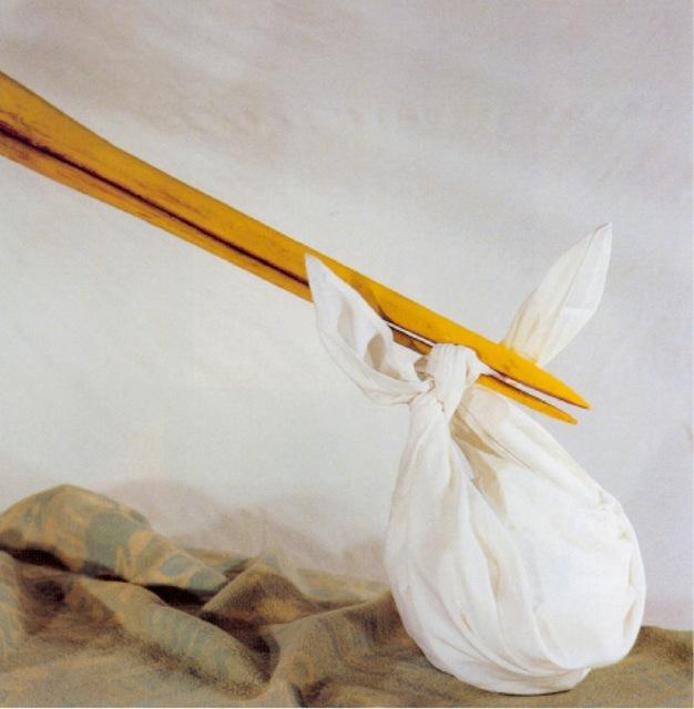 Robert Therrien, 'No title (stork beak)', 1996, Gagosian