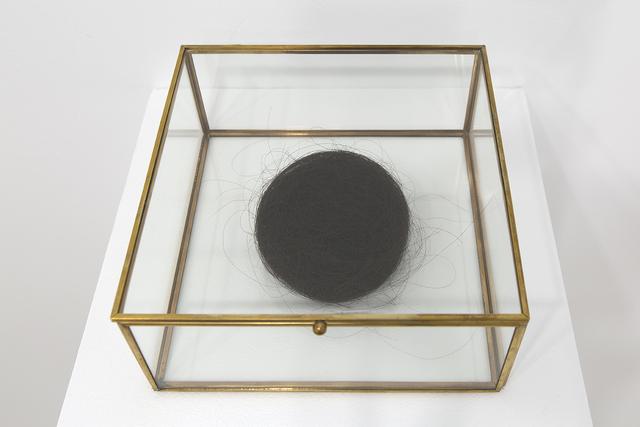 , 'Loss (1km/10g/2601pieces),' 2018, SET ESPAI D'ART