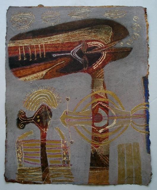 Guillermo Pacheco, 'Sin titulo (GUP-P-10)', 1998, Galería Quetzalli