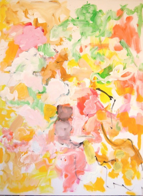 , 'Echappées 7396,' 2018, Galerie Marie-Robin