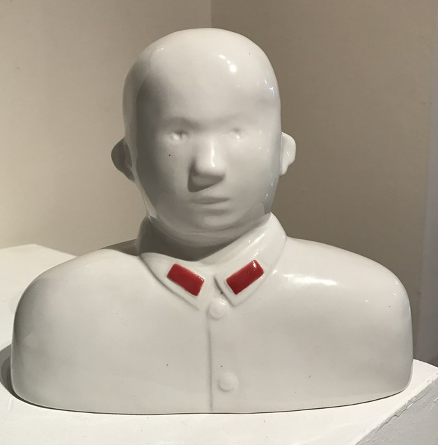 Shen Jingdong, 'Hero (White Bareheaded)', Tanya Baxter Contemporary