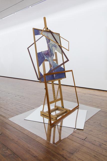 , 'L'indifférent,' 1992, Galleria Fumagalli