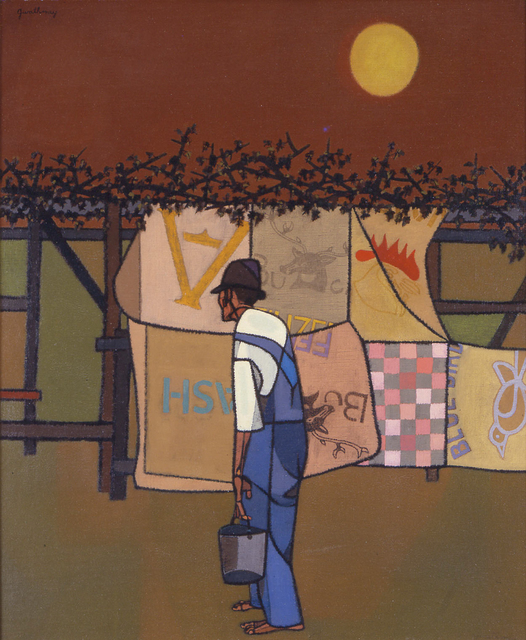 , 'Boughs and Bags for Shade,' c.1945, Michael Rosenfeld Gallery
