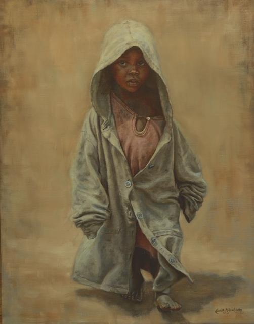, 'Hoodie,' , Abend Gallery