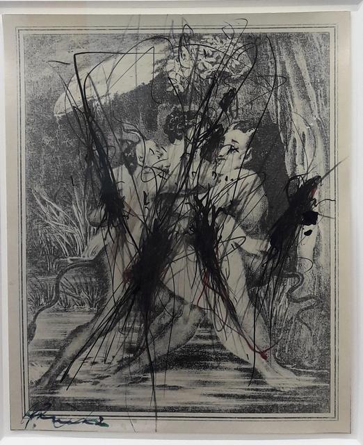 Arnulf Rainer, 'Umgarnung/Umarmung', 1970-1980, Lukas Feichtner Gallery