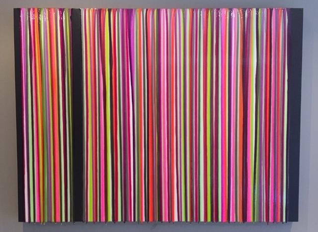 , 'Barcode II,' 2018, Contempop Gallery