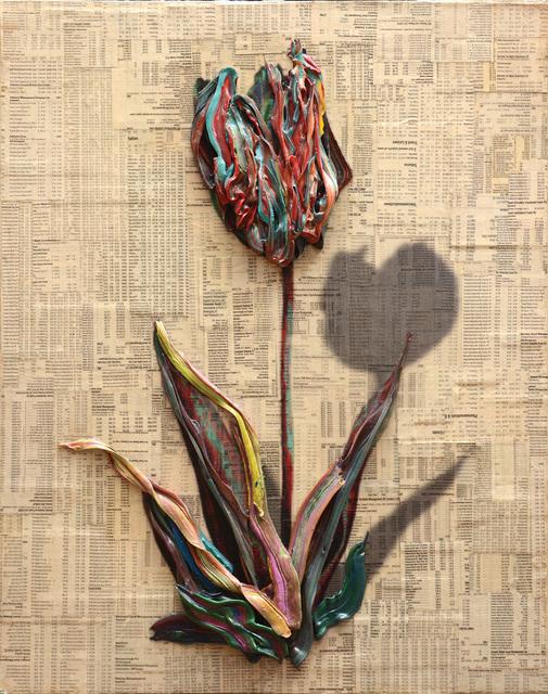 Gordon Cheung, 'Inverted Tulip Book de Admirael Van der Eyck.', 2013, Peter Harrington Gallery