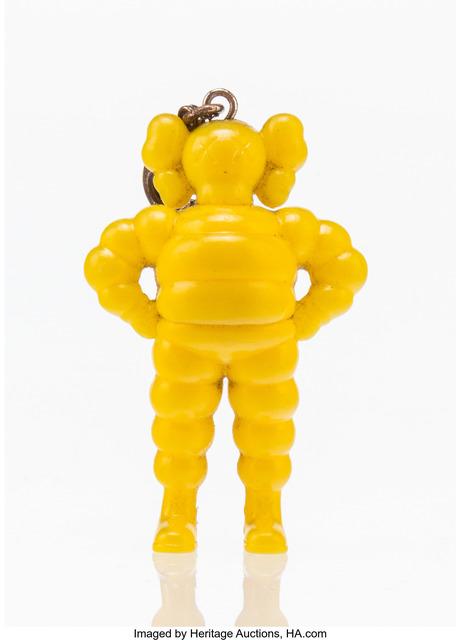 KAWS, 'Chum (Yellow), keychain', 2009, Heritage Auctions