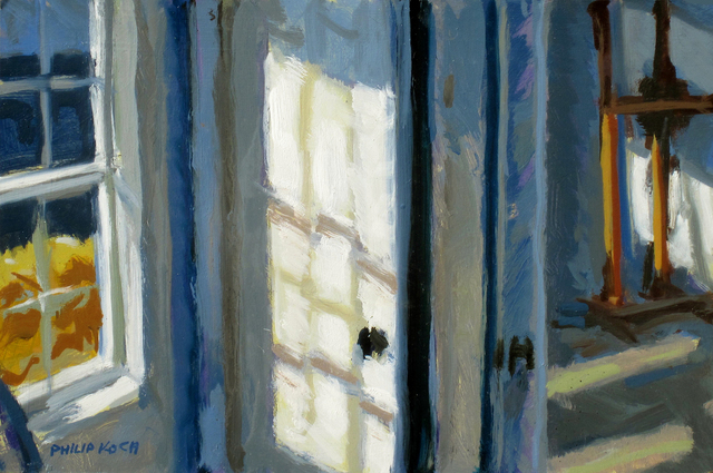 , 'Truro Studio Bedroom,' 2015, Edward Hopper House