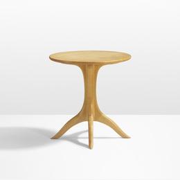 Sam Maloof, 'Pedestal table,' 1990, Wright: Design Masterworks